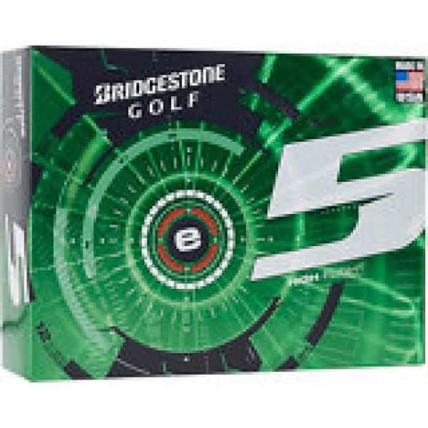 Balles de golf Bridgestone e5 personnalisées Impression sur balles de golf