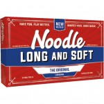 Personnalized Noodle golf balls Digital printing