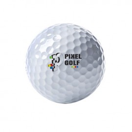 Balles de golf  vierges personnalisées Impression sur balles de golf