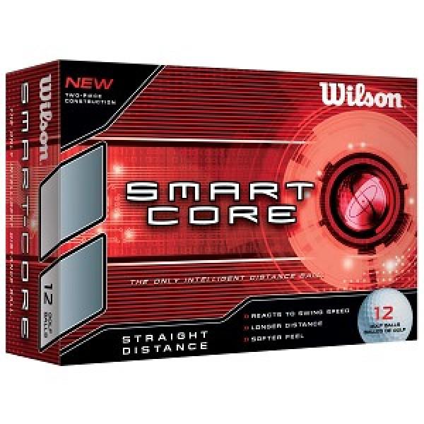 Personnalized Wilson Smart Core golf balls Digital printing