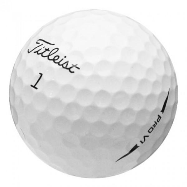 Balles de golf  Pro V1 recyclées personnalisées Impression sur balles de golf